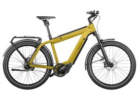 Riese und Muller Supercharger GT rohloff curry