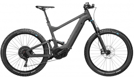 Riese und Muller Delite mountain touring urban grey matt