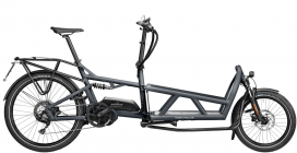 Riese und Muller Load touring HS coal grey