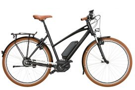 Cruiser Mixte vario / black / framehoogte: 55 cm