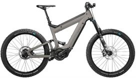 Riese und Muller Supercharger mountain rohloff warm grey silver